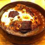 伽哩本舗 - 元祖昔の焼きカレー スモールサイズ