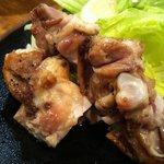鳥晴 - よつわり(胸肉の網焼き)