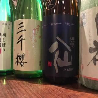 日本一旨い!名物出汁割りポン酒/割らない日本酒も品揃に自信