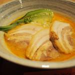 担担 - チャーシュー担担麺