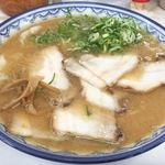 元祖赤のれん雄ちゃんラーメン - 料理写真: