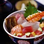 海賓亭 - 海鮮丼