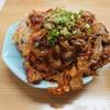 かし亀 - 料理写真:肉のせチャーハン(750円)
