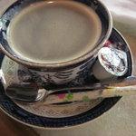 神鍋山荘 和楽 - コーヒー