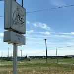 ケラン - お店の前の田んぼ