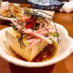 うな徳 - 中華豆腐