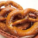 ドイツ伝統のプレッツェル
