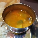 インド食堂ワナッカム - ・サンバル