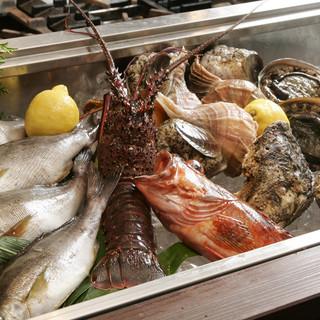 熊本・天草直送!季節の美味しい新鮮魚介類を、地元価格で堪能◎