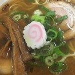 醤武屋 - 醤油そば(*´ω`*)