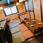 宴屋 とんぼ  - 中2階
