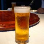 中国飯店 - 生ビール