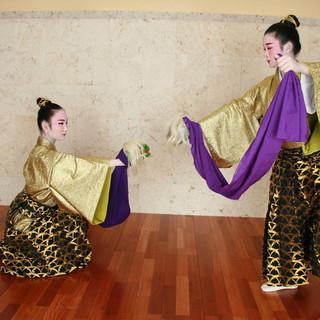 思い出に残る見事な舞。重要無形文化財・琉球舞踊を賞美する。