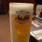 八金山 - ドリンク写真:ビール!ビール!!