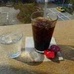 Cafe MUJI - アイスコーヒーSサイズ¥320-