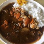 とんかつのみわ - 料理写真:カレーライス