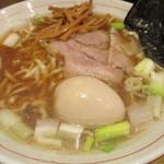 chuukasobahayama - 味玉中華そば(並)