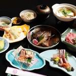 なか安 - お祝い膳  (8,000円)
