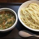 麺家 一翔 - 濃厚つけ麺(800円)の大盛り(+200円)