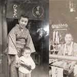 天ぷら ひさご - 68年前の2代目。休憩時間は甘味どころとして営業。
