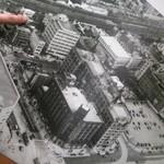天ぷら ひさご - 70年前日比谷交差点。当時は日比谷で営業していました。
