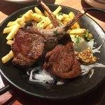 ITALIAN RESTAURANT & BAR GOHAN - ラム肉
