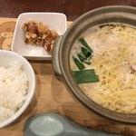 鍋焼きラーメン専門店 あきちゃん -