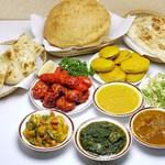 インド料理スラージ - パーティーメニュー