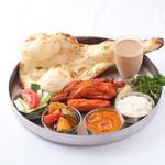 インド料理スラージ - ディナーセット