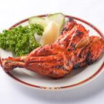 インド料理スラージ - タンドリーチキン