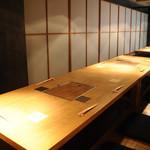 蒼樂 - 個室(掘りごたつ・繋げたバージョン、20~30名様用)