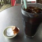 サイアム・タラート - アイスコーヒー+150円