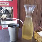 サイアム・タラート - お茶