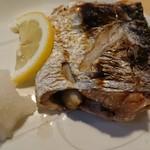 ろばた焼 明石 - 太刀魚