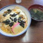 住よし料理店 - 親子丼2018.06.24