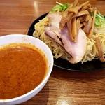 東東 - 料理写真:つけ麺650円+大盛100円