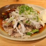 やいろ亭 - カツオハランボです☆ 2018-0626訪問