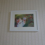 ペンションブルーポピー - お部屋の絵