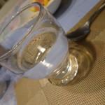 ペンションブルーポピー - 夕食のお水