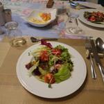 ペンションブルーポピー - 料理写真:前菜