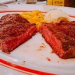 熟成牛ステーキバル Gottie's BEEF - 熟成肉ステーキ