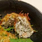 88256582 - 桜海老や生シラスの素材感を程よく残した、ふんわりソフトな食感にレモンが合う!