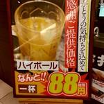 88257379 - 【2018.6.26(火)】店舗入口にあるメニュー写真