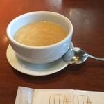 CITA・CITA - ランチのスープ