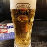 udonizakayaamamenzou - 生ビール