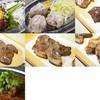 yakijibiewana - 料理写真:初めての罠コース