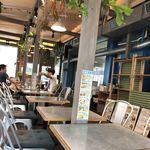 カフェ&ビアテラス カリフォルニアカフェ - 店内♪