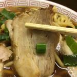 中華そば 麺屋7.5Hz+ - 焼豚あっぷd(^_、^o)