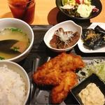AKASAKA Tan伍 - TNGランチ 1,000円