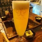 88262788 - 生ビール(白穂乃香)